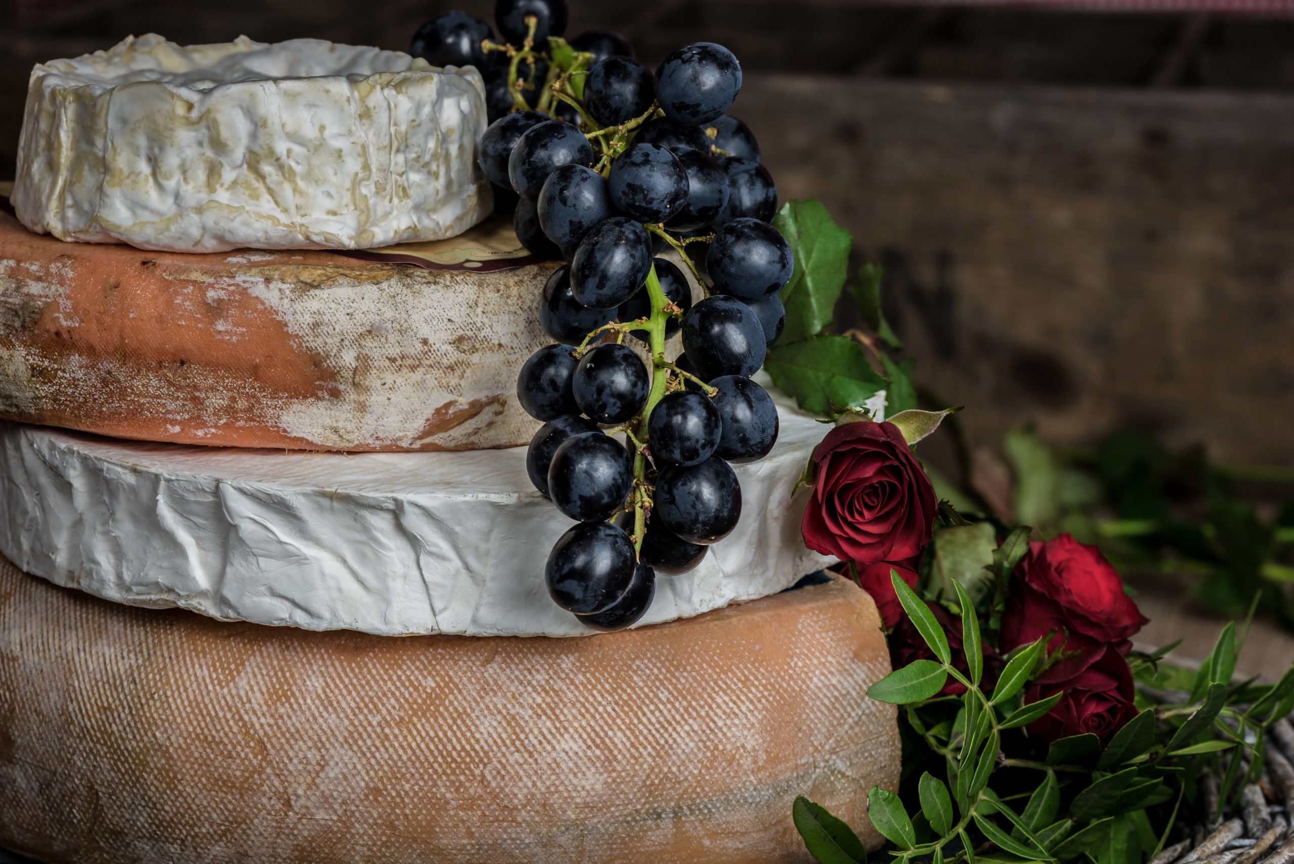 Les fromages de saison