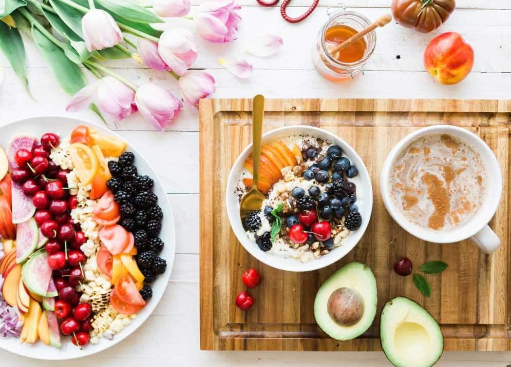 Alimentation - petit dejeuner